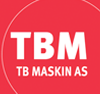 TB maskin AS logo